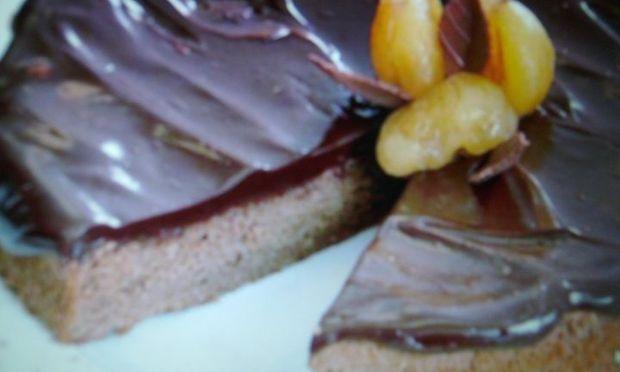 Λαχταριστό κέικ με κάστανο και σοκολάτα!