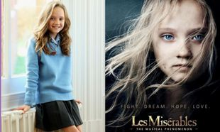 Isabelle Allen: Η μικρούλα του Les Miserables, από το σχολείο στον κινηματογράφο (Video)