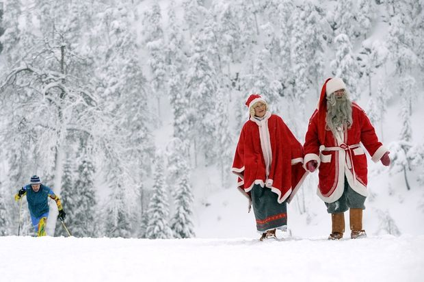 Ο Άγιος Βασίλης έρχεται με κάθε τρόπο κοντά στα μικρά παιδιά! (Part 1)