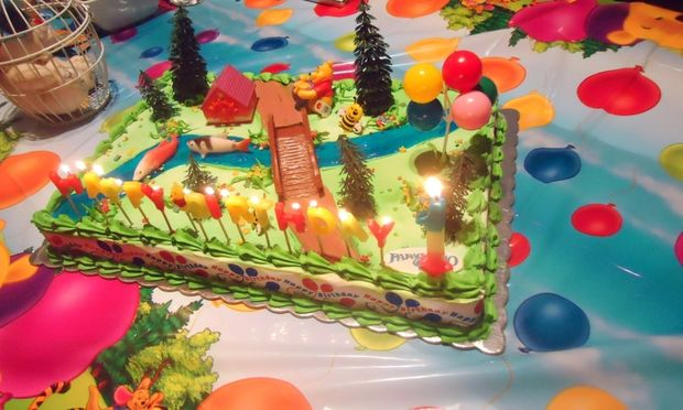 Τι τούρτα άραγε θα μου κάνουν φέτος;