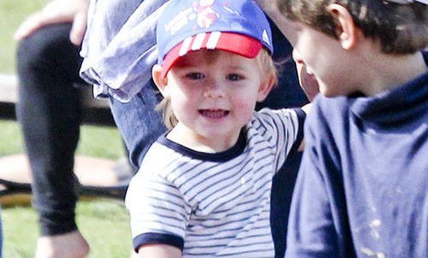 Ο γιος του Elton John έκλεισε τα δυο του χρόνια!