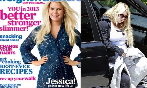 Jessica Simpson: Ποζάρει με τη νέα της σιλουέτα, αν και είναι ξανά έγκυος!