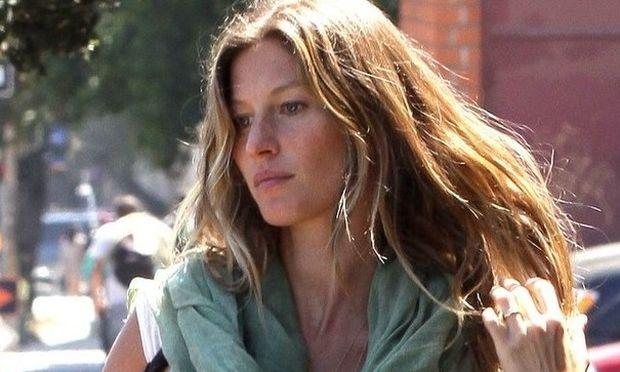 Gisele Bündchen: Αποκαλύπτει σε όλες τις μαμάδες απίθανα μυστικά για κορμί, μαλλιά και διάθεση!