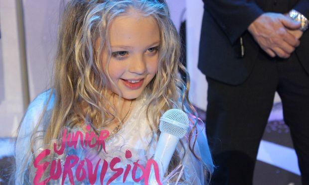 Ο ξανθός άγγελος που κέρδισε την παιδική Eurovision