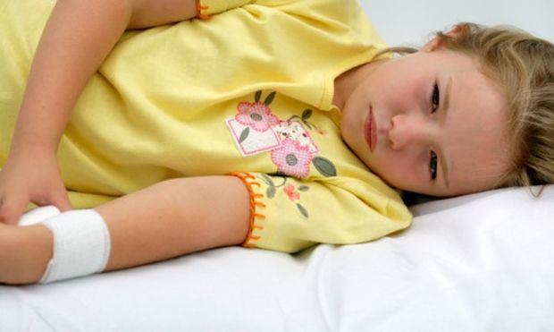 Όταν το παιδί σας είναι άρρωστο ή τραυματισμένο!