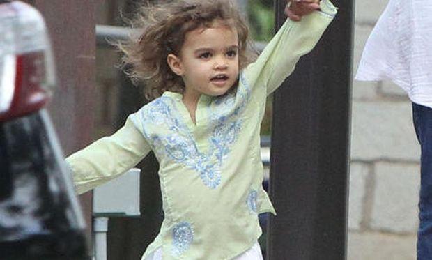 Η κόρη του Matthew McConaughey έγινε τριών!
