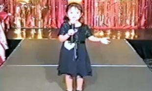 Απίθανο τρίχρονο κοριτσάκι θέλει να πάρει τη δόξα της… Celine Dion στον Τιτανικό!