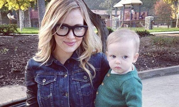 Hilary Duff: Είναι τόσο θαυμάσιο να αποκτά κανείς παιδί