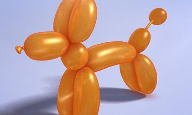 Φτιάξτε ένα μπαλόνι ζωάκι με τέσσερα βήματα!