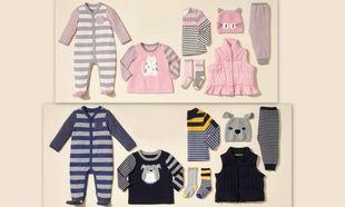 Παιχνιδιάρικα ρούχα για αγόρια και κορίτσια από την Baby Gap!