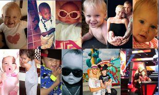 Το instagram γέμισε celebrity παιδιά!