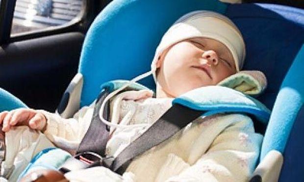 Παιδί στο αυτοκίνητο: Ασφάλεια δεν είναι μόνο το καρεκλάκι του!