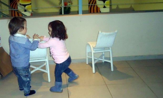 Γιαννάκη φάε τη σκόνη μου... Η Φαίδρα είναι δική μου!