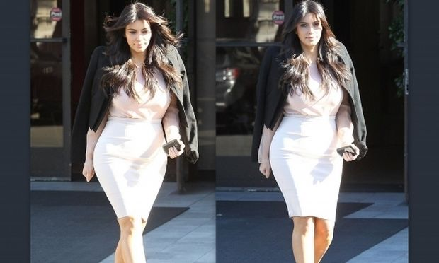 Kim Kardashian: Δεν έχει καταλάβει ακόμα ότι είναι έγκυος!