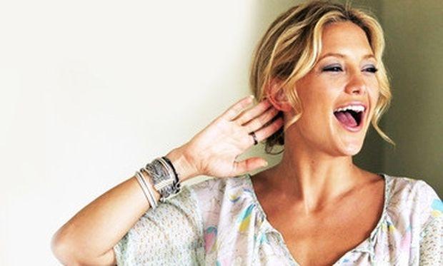 Kate Hudson: «Τα κιλά δεν χάνονται μαγικά, ειδικά μετά από μια δεύτερη εγκυμοσύνη»