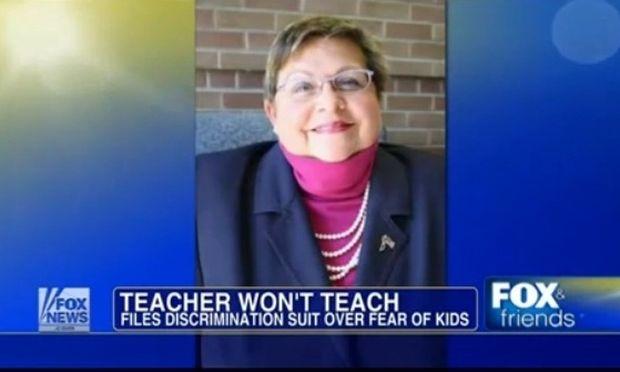 Δασκάλα που πάσχει από παιδοφοβία μήνυσε τη σχολική επιτροπή για διάκριση!