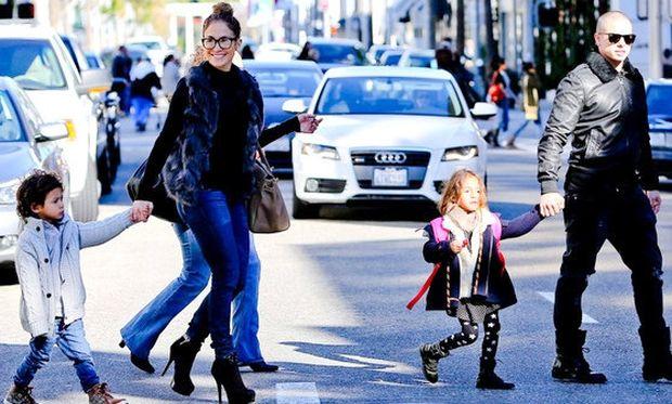 Η Jennifer Lopez θέλει να κάνει κι άλλα παιδιά!