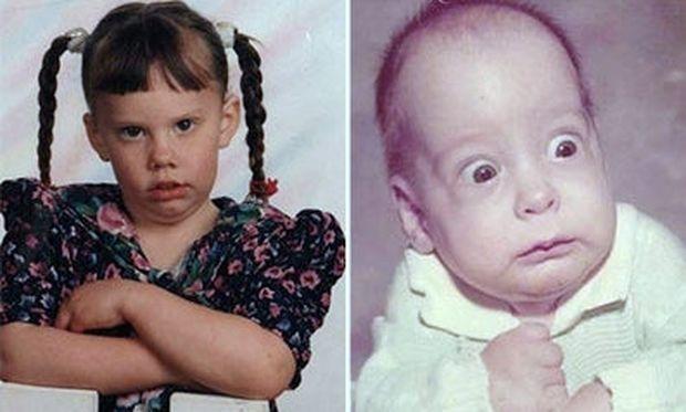 Οι πιο περίεργες φωτογραφίες μωρών και παιδιών που έχετε δει!