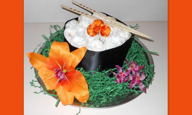 Οι 5 πιο ξεχωριστές 'τούρτες πάνας' που έχετε δει!