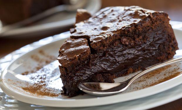 Το πιο γρήγορο τσιζκέικ σοκολάτας!