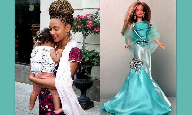 Αυτή είναι η Barbie των 80.000 δολαρίων που αγόρασε η Beyonce στην κόρη της