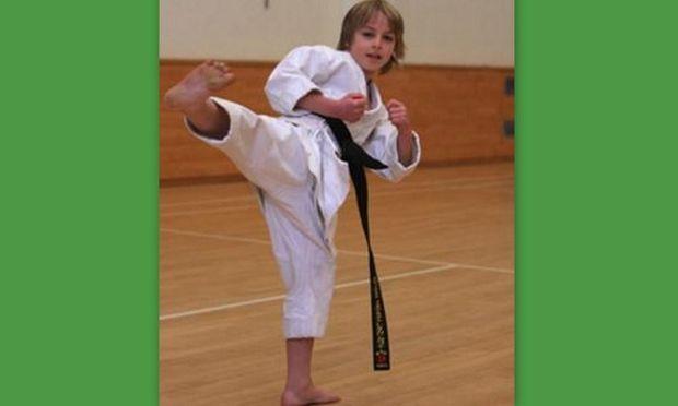 Ο Karate Kid υπάρχει και είναι μόλις 8 χρονών!