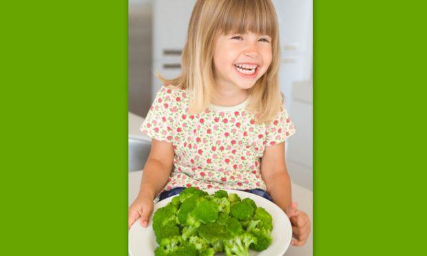 Μπρόκολο: Μια τροφή για τους μικρούς μας ήρωες!