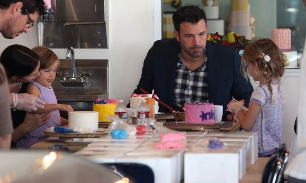 Ben Affleck :Τι δεν θέλει με τίποτα να κάνουν τα παιδιά του;