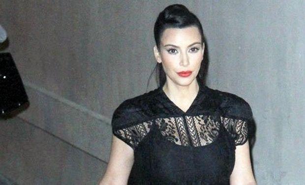 Kim Kardashian: «Δεν θα βγάλω το παιδί μου στο γυαλί»