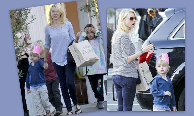 Naomi Watts: Σε πάρτι γενεθλίων με τους γιους της!