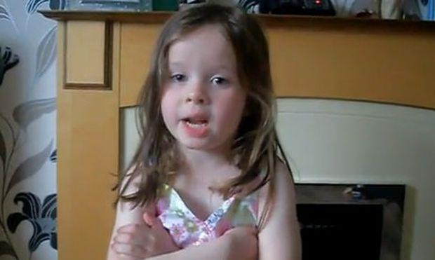 Βίντεο: Δείτε μια τετράχρονη να τραγουδά Adele!
