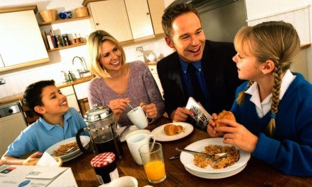 Το πρωινό γεύμα κάνει τα παιδιά μας πιο… εύστροφά!