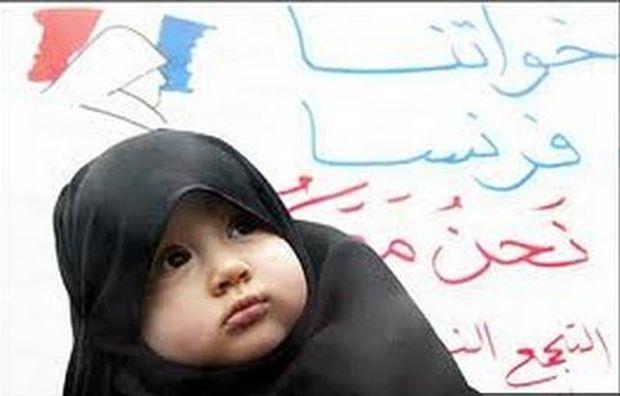 Θα δούμε νεογέννητα κοριτσάκια να φοράνε μπούρκα;