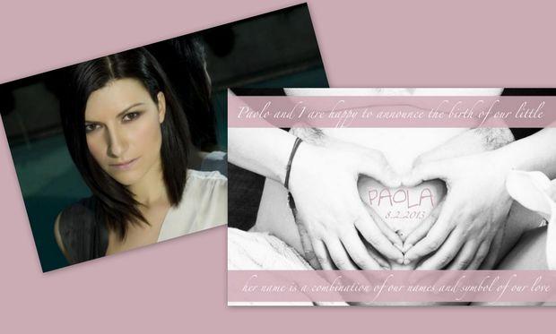 Laura Pausini: Έγινε μανούλα και το ανακοινώσε μια τρυφερή φωτογραφία!