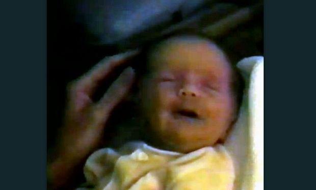 Απίθανο βίντεο: Μωρό σε απόλυτη έκσταση! Δείτε γιατί…