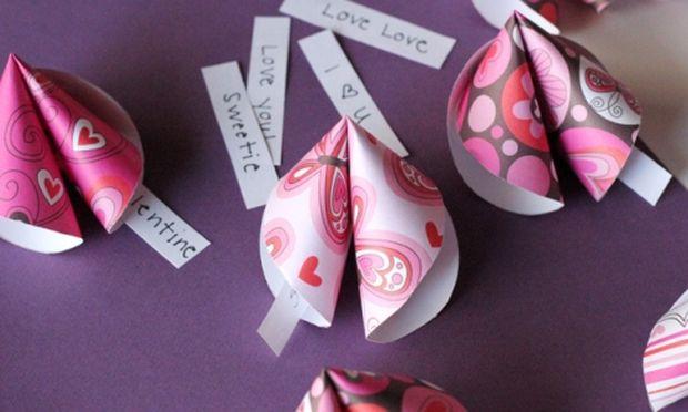 Φτιάξτε όμορφες καρτούλες για την ημέρα των ερωτευμένων!