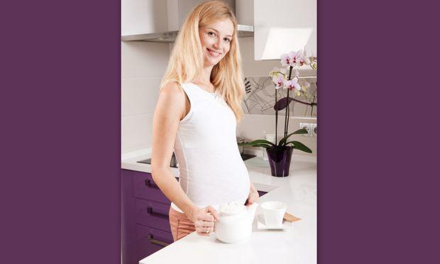 Μπορώ να πίνω τσάι κατά τη διάρκεια της εγκυμοσύνης;
