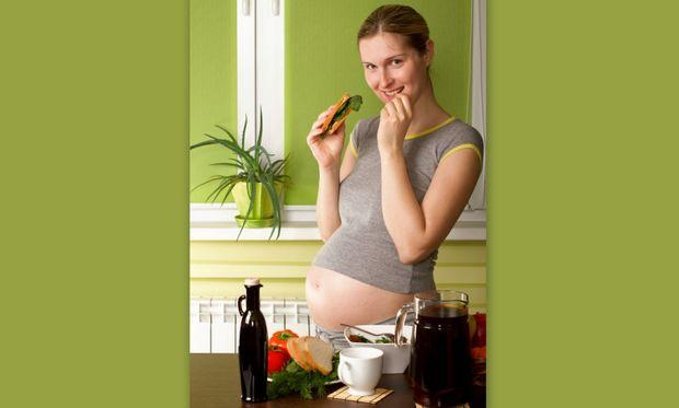 Θρεπτικά σνακ για την εγκυμοσύνη μόνο με 350 θερμίδες!