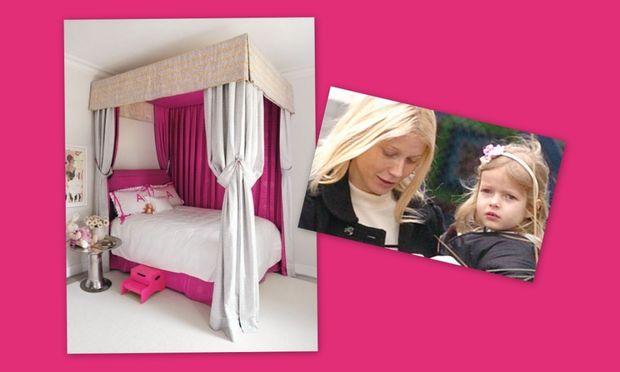 Αυτό είναι το δωμάτιο της κόρης της Gwyneth Paltrow στην εξοχική τους κατοικία!
