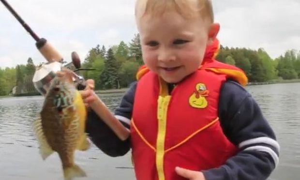 Βίντεο: «Είμαι και ο πρώτος ψαράς…»