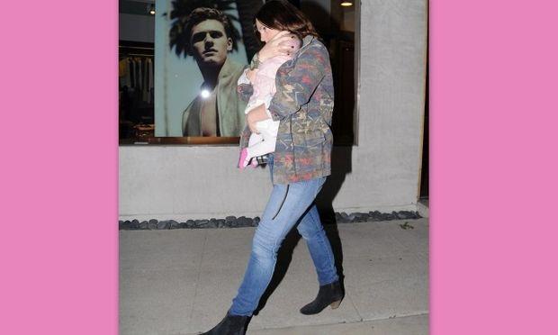 Drew Barrymore: Με την κόρη της για ψώνια!