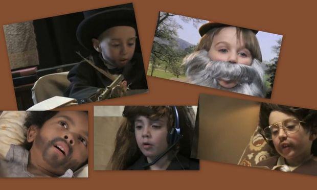 Bίντεο: Όταν τα παιδιά έχουν ταλέντο για… Όσκαρ!
