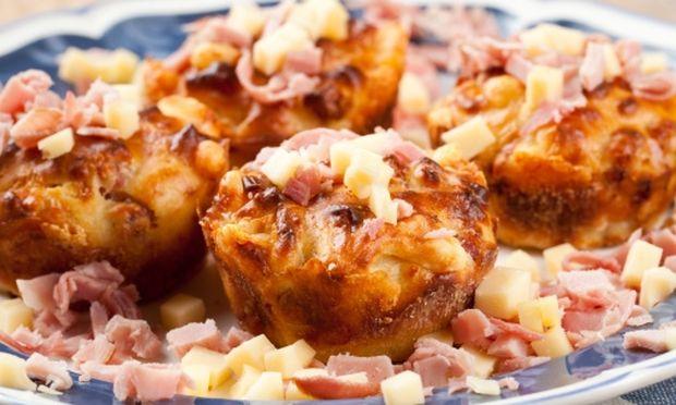 Πίτσα σαν… muffins!