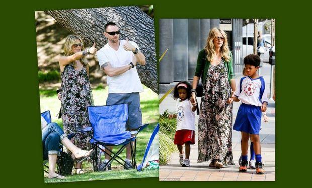 Heidi Klum: Ευτυχισμένες στιγμές με τα παιδιά της!