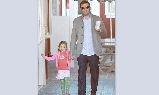 Ben Affleck: Μακριά από τα Όσκαρ, ένας στοργικός μπαμπάς!