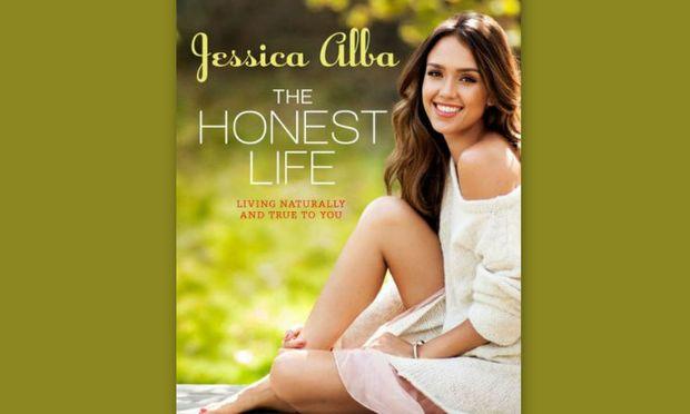 Jessica Alba: Κυκλοφορεί το πρώτο της βιβλίο «The Honest Life: Living Naturally and True to You»