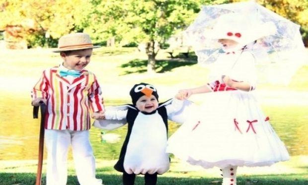 Πλανητικές Απόψεις: Τι να ντύσετε το παιδάκι σας για τις Αποκριές