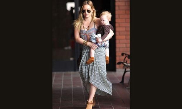 Hillary Duff: Πρώτη μέρα στον παιδικό σταθμό με τον γιο της!