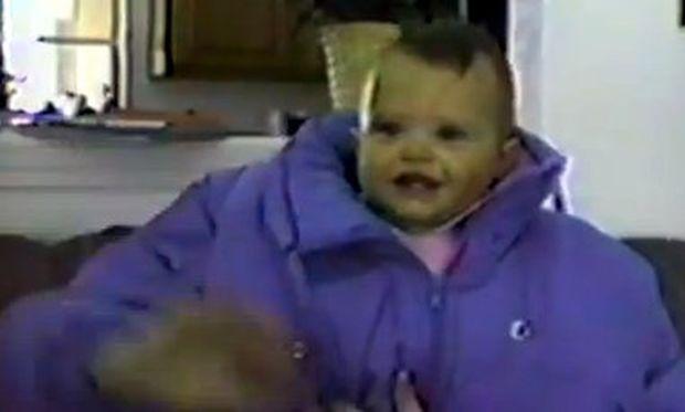 Βίντεο: Μωρό με σώμα... ενήλικου!