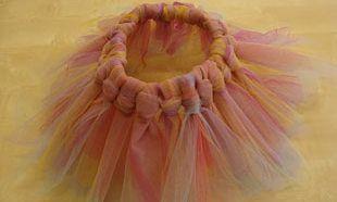 Φτιάξτε μια μοναδική αποκριάτικη φούστα μπαλαρίνας έτοιμη σε μισή ώρα!